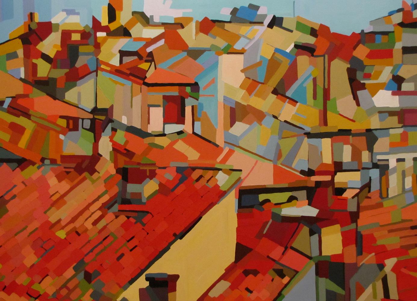 Arles Roofs
