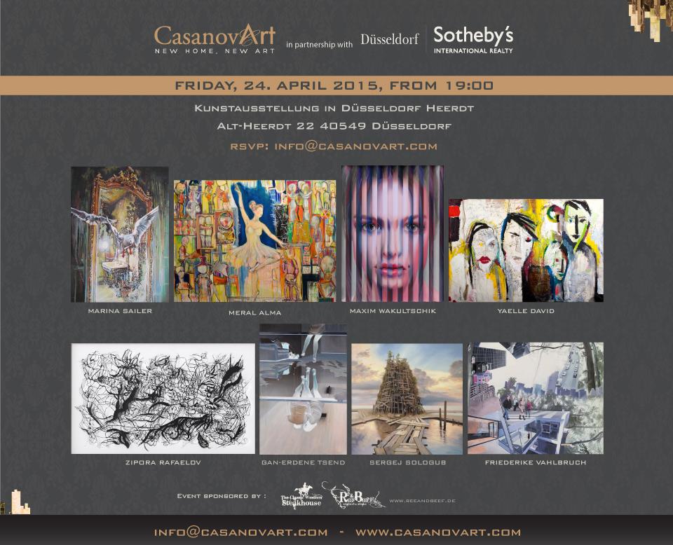 CasanovArt-invitation-Dusseldorf